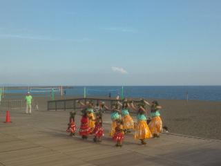 フラダンス& タヒチダンス
