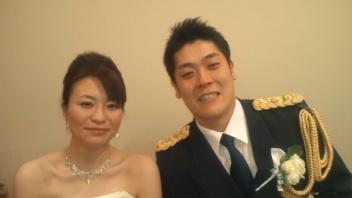 トモヒデ& ユウコ結婚おめでとう〓〓