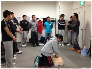 CPR講習会!!!